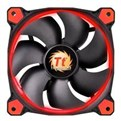 Riing 14 High Static Pressure LED Radiator Fan-Red